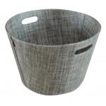 Koš na dřevo Aduro PROLINE 10 šedá Khaki