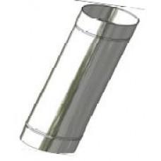 Kouřovod nerez ø 200mm délka 500 mm 0,6mm