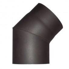 Koleno 45° pevné ø 125 mm tl.1,5mm
