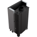 Teplovodní vložka Kratki MBZ 13kW rovná s výsuvem