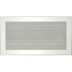 Krbová mřížka 185 x 310 bílá PROBEX