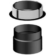 Redukce pro přípojení do keramického komínu 150/180mm