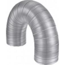 Hliníková hadice průměr 125 mm