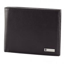 Peněženka BARCELONA černá