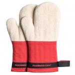 Kuchyňské rukavice Premium červené (pár)