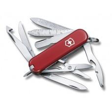 VICTORINOX kapesní nůž MINI CHAMP červený